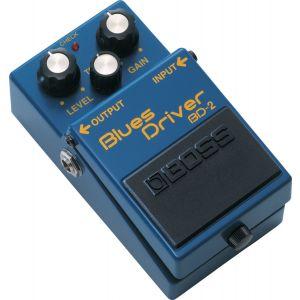 BOSS - BD-2 Blues Driver Overdrive Effetto a pedale per chitarra elettrica