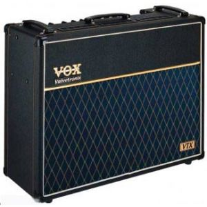 VOX - Ad120vtx Valvetronix 2x60W 2X12 Guitar Combo Modeling Amp w/ Effects Combo per chitarra elettrica