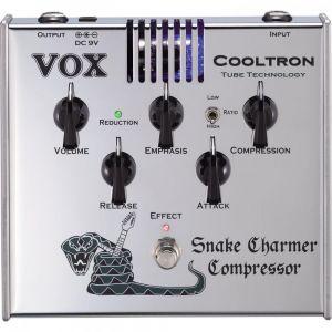 VOX - Cooltron CO Snake Charmer Compressor - compressore valvolare a pedale per chitarra elettrica Ct-05co