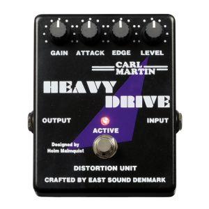 CARL MARTIN - Cm0103 Heavy Drive - Distorsore effetto a pedale per chitarra elettrica