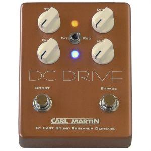 CARL MARTIN - Cm0207 Dc Drive effetto a pedale per chitarra elettrica