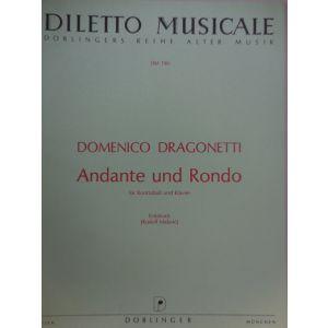 EDIZIONI MUSICALI RIUNITE - D.Dragonetti Andante Und Rondo
