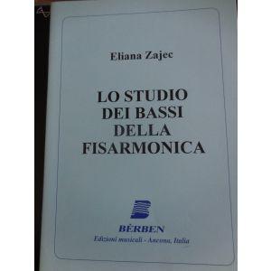 BERBEN - E.Zajec Lo Studio Della Fisarmonica