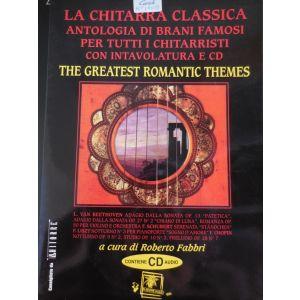 CARISCH - La Chitarra Classica Roberto Fabbri Con Cd Audio