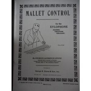 EDIZIONI MUSICALI RIUNITE - M.Control Xylophone(marimba,vibraphone,vibraharp)