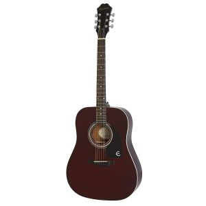 EPIPHONE - Ft-100 Wine Red chitarra Acustica