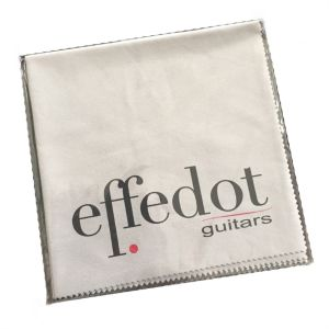 EFFEDOT GUITARS - Acc-panno In Microfibra Serigrafato