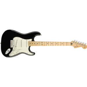 FENDER - Player Stratocaster Maple Fingerboard, Black