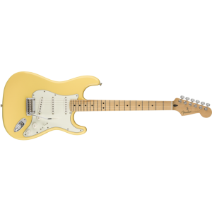FENDER - Player Stratocaster, FE0144502534 Maple Fingerboard, Buttercream