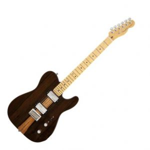FENDER - Select Telecaster HH Birdeyes Maple Natural 0170315821 Chitarra elettrica