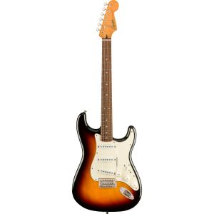 FENDER SQUIER - Classic Vibe 60s Stratocaster Laurel Fingerboard 3-color sunburst