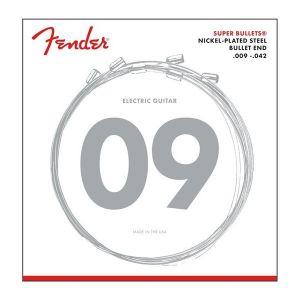 FENDER - 3255l Corde Per Chitarra Elettrica Nickel Plated Steel Bu 09-42
