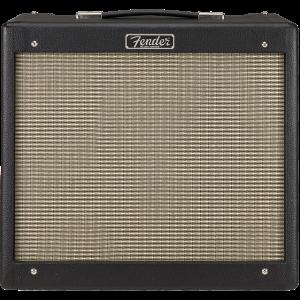 Fender  - Blues Junior IV, Black Amplificatore per chitarra Valvolare