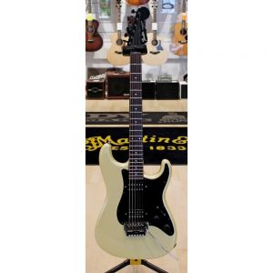 FENDER - Contemporary Stratocaster Japan 1985 VINTAGE USATA chitarra elettrica