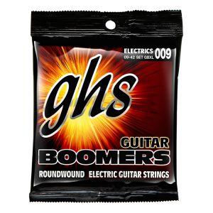 GHS - Gbxl - Extra Light - Lock End Boomers 9-42 muta per chitarra elettrica