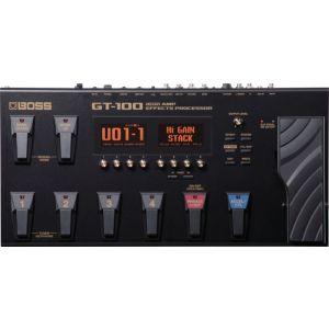 BOSS - Gt-100: Amp Effects Processor