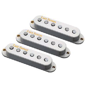 LACE - Holy Grail 3 Pack White pick up per chitarra elettrica
