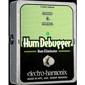 ELECTRO HARMONIX - Hum Debbugger Hum Eliminator soppressore di ronzio a pedale