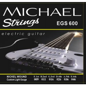 MICHAEL STRINGS - Egs 600 9/46 Custom Light Gauge