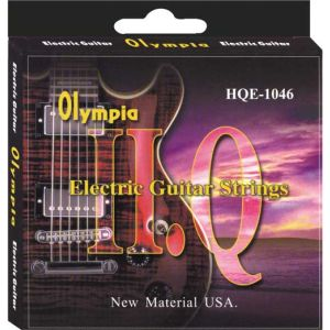 OLYMPIA STRINGS - Hqe 1046 010/046 pack 5 mute