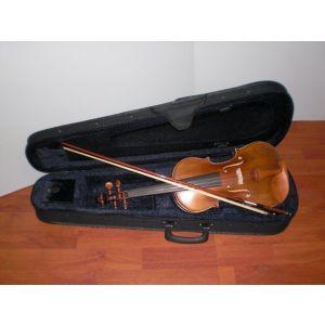 W.GRAZ - Set Violino Vm 120 4/4 Completo Di Archetto Ed Ast