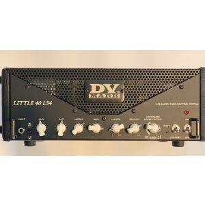 DV MARK - Little 40 El34 USATO testata per chitarra elettrica
