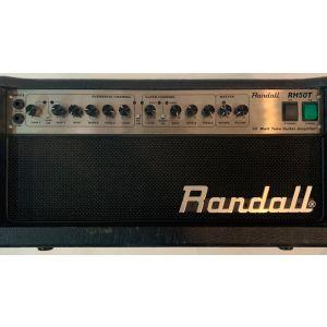 RANDALL - Rh50t USATO Testata per chitarra elettrica