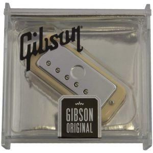GIBSON - IMMHR-CH Original Mini-humbucker-chrome Cover Rhythm