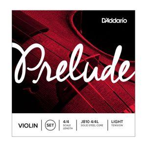 D'ADDARIO - J810 Prelude 4/4 Corde Per Violino