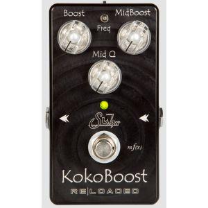 SUHR - Koko Boost Reloaded effetto a pedale per chitarra elettrica