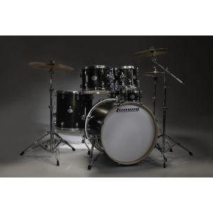 LUDWIG - Element Drive Black Sparkle batteria acustica