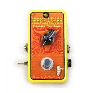 GEEK Mc DADDY - Geek Ranger treble booster USATO effetto a pedale per chitarra elettrica
