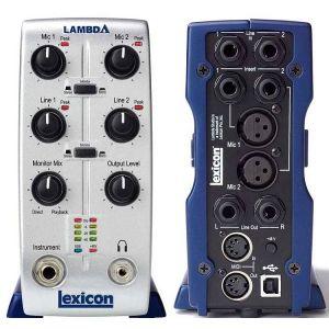 LEXICON - Lambda Desktop Recording Studio