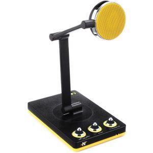 NEAT - Bumblebee Mic-bbdu microfono a condensatore USB da tavolo