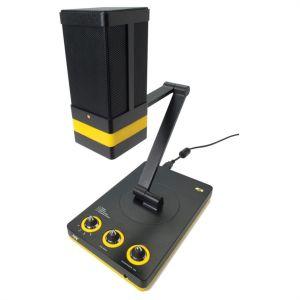 NEAT - Beecaster Mic-bcpdu microfono a condensatore USB da tavolo