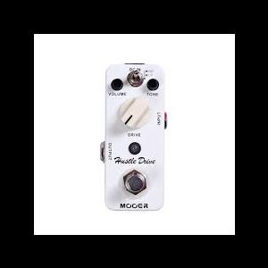 MOOER - Hustle Drive Distortion Overdrive Analogico Hi-gai effetto a pedale per chitarra elettrica