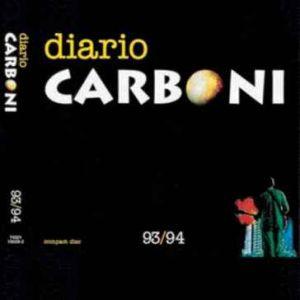 SONY - Carboni Diario 93/94