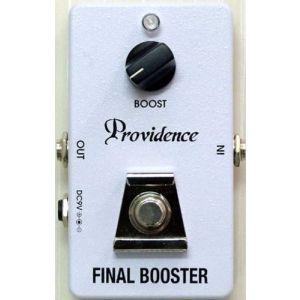 PROVIDENCE - Fbt-1 Final Booster effetto a pedale per chitarra elettrica