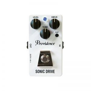 PROVIDENCE - Sdr-5 Sonic Drive effetto a pedale per chitarra elettrica