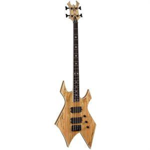B.C.RICH - Paolo Gregoletto Signature 4 St Warlock Bass Nt Basso elettrico 4 corde