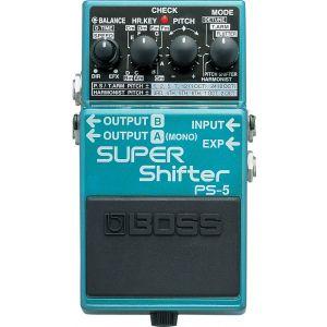 BOSS - PS-5 Super Shifter Effetto a pedale per chitarra elettrica