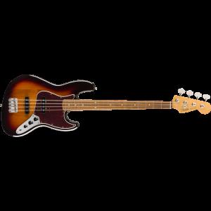 FENDER - Vintera 60s Jazz Bass®, Pau Ferro Fingerboard, 3-color Sunburst 0149633300 Basso elettrico 4 corde