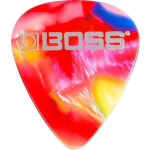 BOSS - Bpk-12-mt Pack 12 Plettri Thin Mosaic