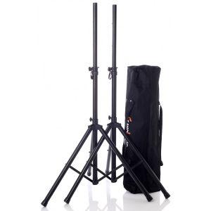 BESPECO - Sh80n Coppia di supporti per diffusori acustici
