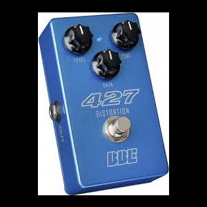 BBE - 427-fd427p Distorsore a Led - Progettato da Paul G. Effetto a pedale per chitarra elettrica