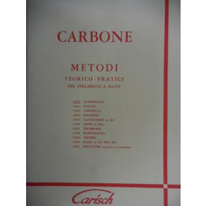 CARISCH - Carbone Metodi Teorico Pratici Per Strumenti A Fia