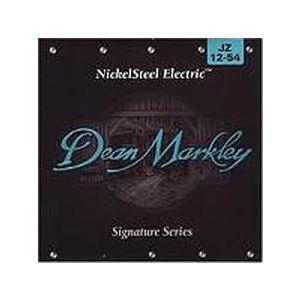 DEAN MARKLEY - 2506 Jazz Nickelsteel Electric 012-054