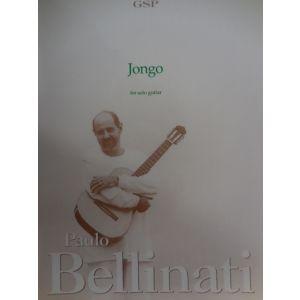 ZANIBON - P.Bellinati Jongo For Solo Guitar