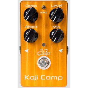 SUHR - Koji Comppressor effetto a pedale per chitarra elettrica