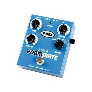 T-REX - Room Mate Junior reverbero effetto a pedale per chitarra elettrica
